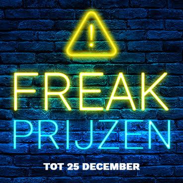 Freak prijzen
