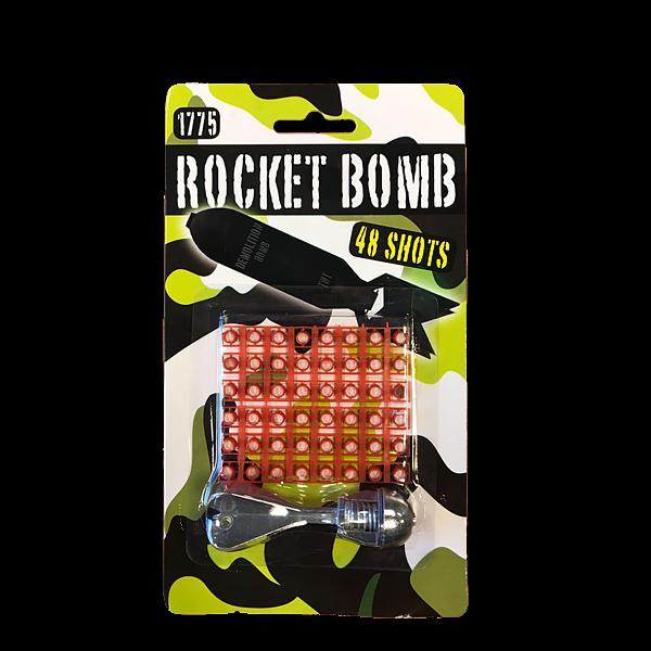 Iron Rocket Bomb -
