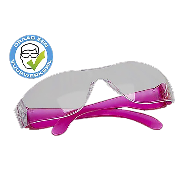 Vuurwerkbril Junior -