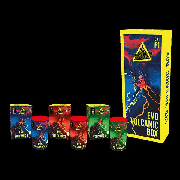 EVO Volcanic Box -