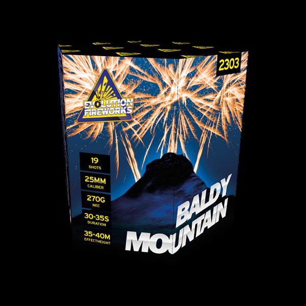 Baldy Mountain - evolution-fireworks