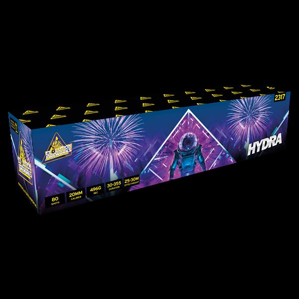 Hydra - evolution-fireworks