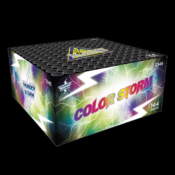 Color Storm - thunderstorm