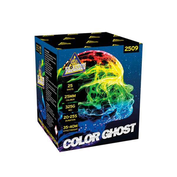 Color Ghost -
