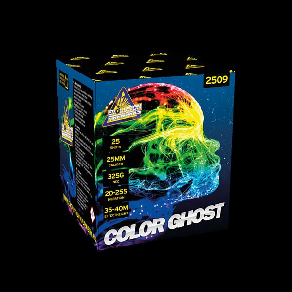 Color Ghost - evolution-fireworks