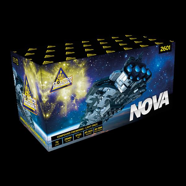 Nova - evolution-fireworks
