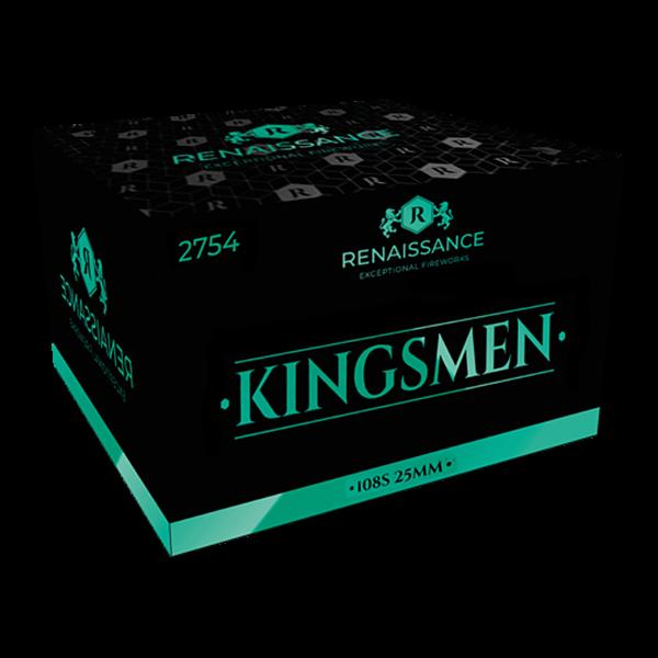 Kingsmen - renaissance