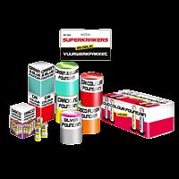 Superkrakers - pakketten