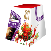 DRGN Storm fontein -