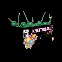 B2B Knetterballen - knalvuurwerk