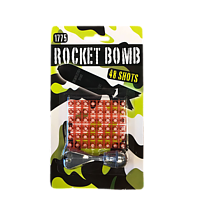 Iron Rocket Bomb - back2basic