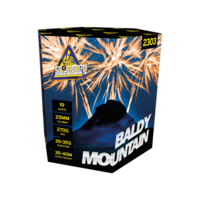 Baldy Mountain - evolution-fireworks