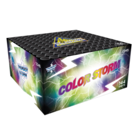 Color Storm - thunderstorm