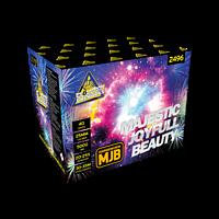 MJB Cake - evolution-fireworks