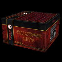 Colorful City - pangu-fireworks